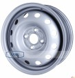 Magnetto 14013 S AM Daewoo 5.5x14 4/100 DIA 56.6 silver