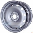 Magnetto 15001 S AM Lada Largus 6x15 4/100 DIA 60.1 silver
