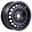 Magnetto 16009 AM 6.5x16 5/108 DIA 63.3 Black