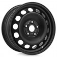 Magnetto 16012 AM Toyota Corolla 6.5x16 5/114.3 DIA 60.1 Black