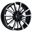 MAK Barbury 8x19 5/112 DIA 66.6 Ice Black