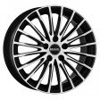 MAK Fatale 8.5x19 5/112 DIA 76 white and black