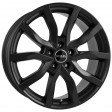 MAK Highlands 7x17 5/114.3 DIA 76 matt black
