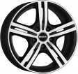 MAK Veloce Light 6.5x16 4/108 DIA 65.1 Ice Black