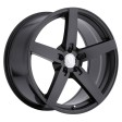 Mandrus Arrow 8.5x20 5/112 DIA 66.6 matt black