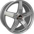 Replica Mercedes MR111 8x17 5/112 DIA 66.6 SF