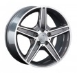 Replica Mercedes MR64 7.5x16 5/112 DIA 66.6 GMF