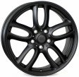 Replica MINI W1654 Amstel 7.5x19 5/120 DIA 72.6 dull black