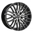 Oxigin 19 Oxspoke 8.5x19 5/114.3 DIA 72.6 black full polish