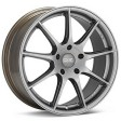 OZ Racing Omnia 7.5x17 5/100 DIA 68 grigio corsa bright