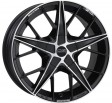 OZ Racing Quaranta 4 7x16 4/98 DIA 68 matt black diamond cut