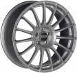 OZ Racing Superturismo LM 7.5x17 5/108 DIA 75 Matt Race Silver+Black