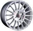 OZ Racing Superturismo WRC 7x17 4/100 DIA 68 race white + red lettering