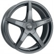 OZ Racing Vittoria 8.5x19 5/120 DIA 79 matt dark graphite