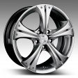 Racing Wheels Classic H-253 7x16 5/110 DIA 65.1 HP/HS