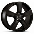 Radius RS015 8x18 5/115 DIA 71.1 matt black