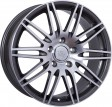 Acacia WSP Italy Audi (W555 Alabama) 10x21 5/130 DIA 71.6 anthracite polished