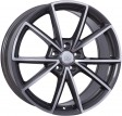 Acacia WSP Italy Audi (W569 Aiace) 9x20 5/112 DIA 66.6 anthracite polished