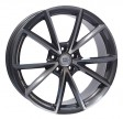 Acacia WSP Italy Audi (W569 Aiace) 8.5x19 5/112 DIA 66.6 anthracite polished