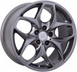 Acacia WSP Italy BMW стиль 215 (W669 Hollywood) 10x19 5/120 DIA 74.1 dark silver