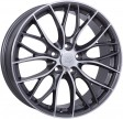 Acacia WSP Italy BMW (W678 Main) 7.5x19 5/120 DIA 72.6 anthracite polished
