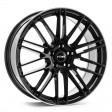 Rial Kibo 7.5x17 5/100 DIA 57.1 diamond black lip polished