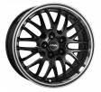 Rial Norano 8.5x18 5/120 DIA 72.6 diamond black lip polished