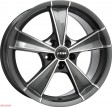 Rial Roma 8.5x18 5/112 DIA 70.1 graphite front polished