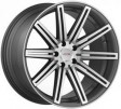Vissol V-004 9x20 5/112 DIA 66.6 matte graphite machined