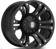 XD Series XD778 9x18 6/139.7 DIA 100.5 black