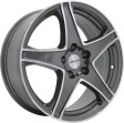 TGRacing L012 7x17 5/110 DIA 65.1 white polished