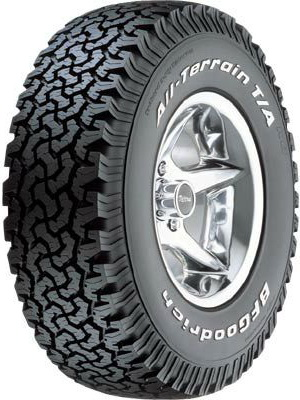 Фото BF Goodrich All-Terrain T/A KO