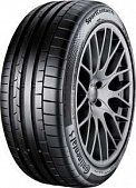 Continental SportContact 6 225/40 ZR19 93Y XL FR Чехия