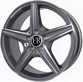 Replica FR Mercedes (MR052) 8x18 5x112 ET48 dia 66,6 GMF Китай