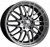 Dotz Mugello 8,5x19 5x120 ET35 dia 72,6 black polished Германия