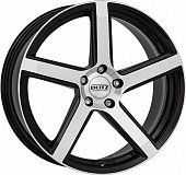 Dotz CP5 dark 8,5x19 5x120 ET33 dia 72,6 black polished Германия